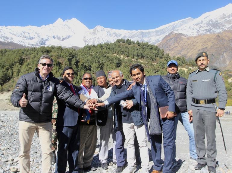 В Гималаях пройдет этап чемпионата «Экстрим-Е»