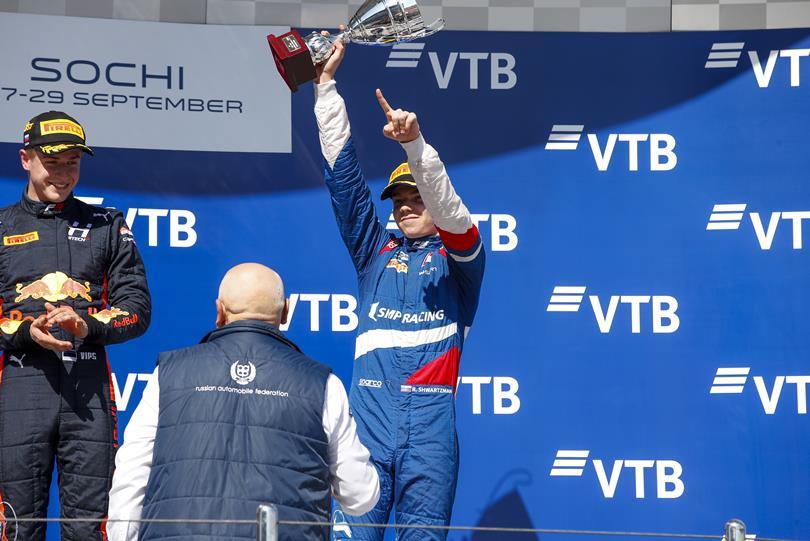 «Шумахер для меня такой же соперник, как и все остальные». Роберт Шварцман о сезоне в Ф3, подготовке к Ф2 и планах на будущее