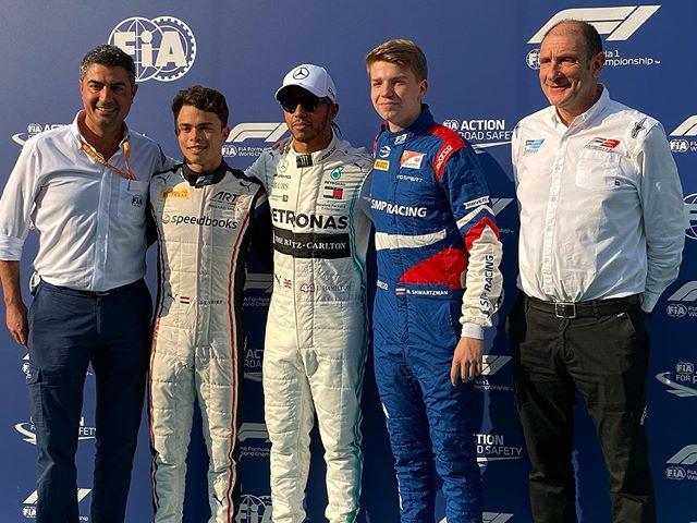 """""""Шумахер для меня такой же соперник, как и все остальные"""". Роберт Шварцман о сезоне в Ф3, подготовке к Ф2 и планах на будущее"""
