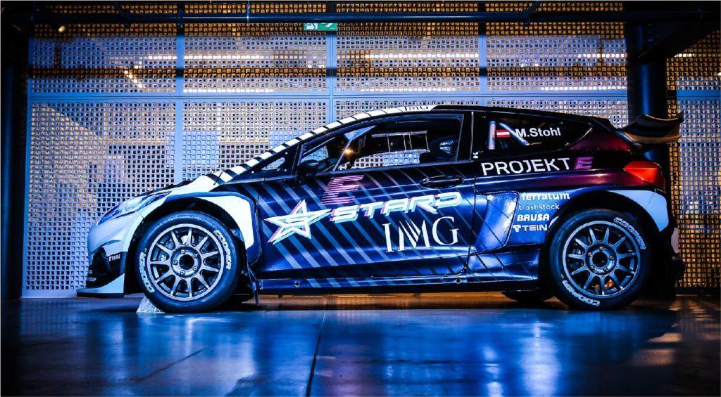 В Австрии прошли тесты автомобиля «Проджект-Е»
