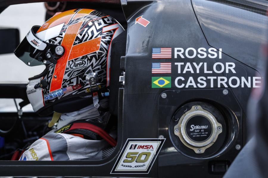 Александер Росси проведёт три гонки до начала сезона «Индикара»