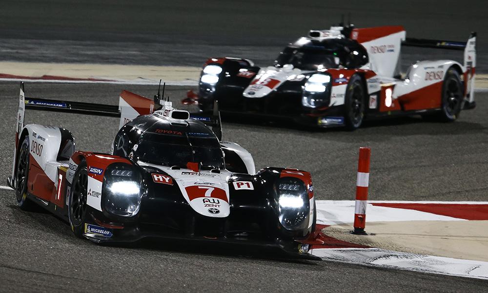 «Тойота» выиграла «8 часов Бахрейна»
