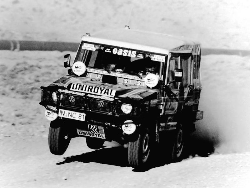 «Победа, которой не должно было быть». 40 лет успеху Фредди Коттулински на «Дакаре»