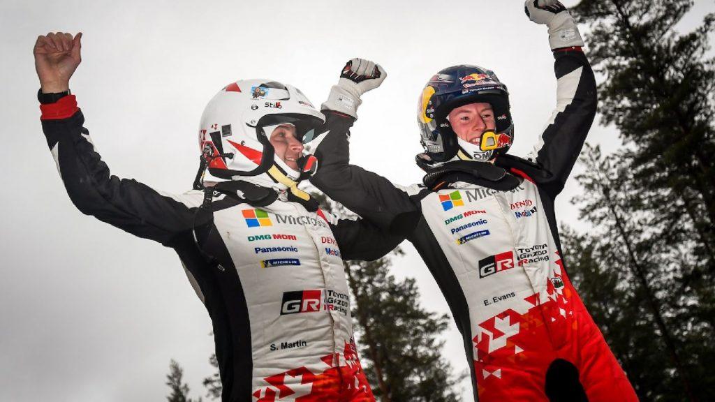 Эванс стал победителем Ралли Швеции, Ожье 4-й
