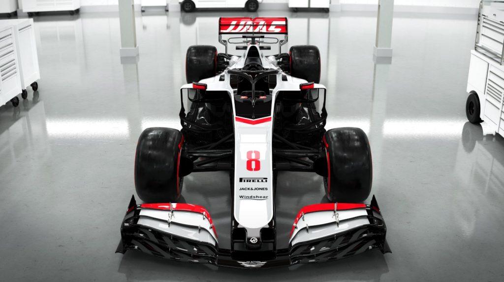 """""""Хаас"""" показал расцветку машины на новый сезон """"Формулы-1""""!"""