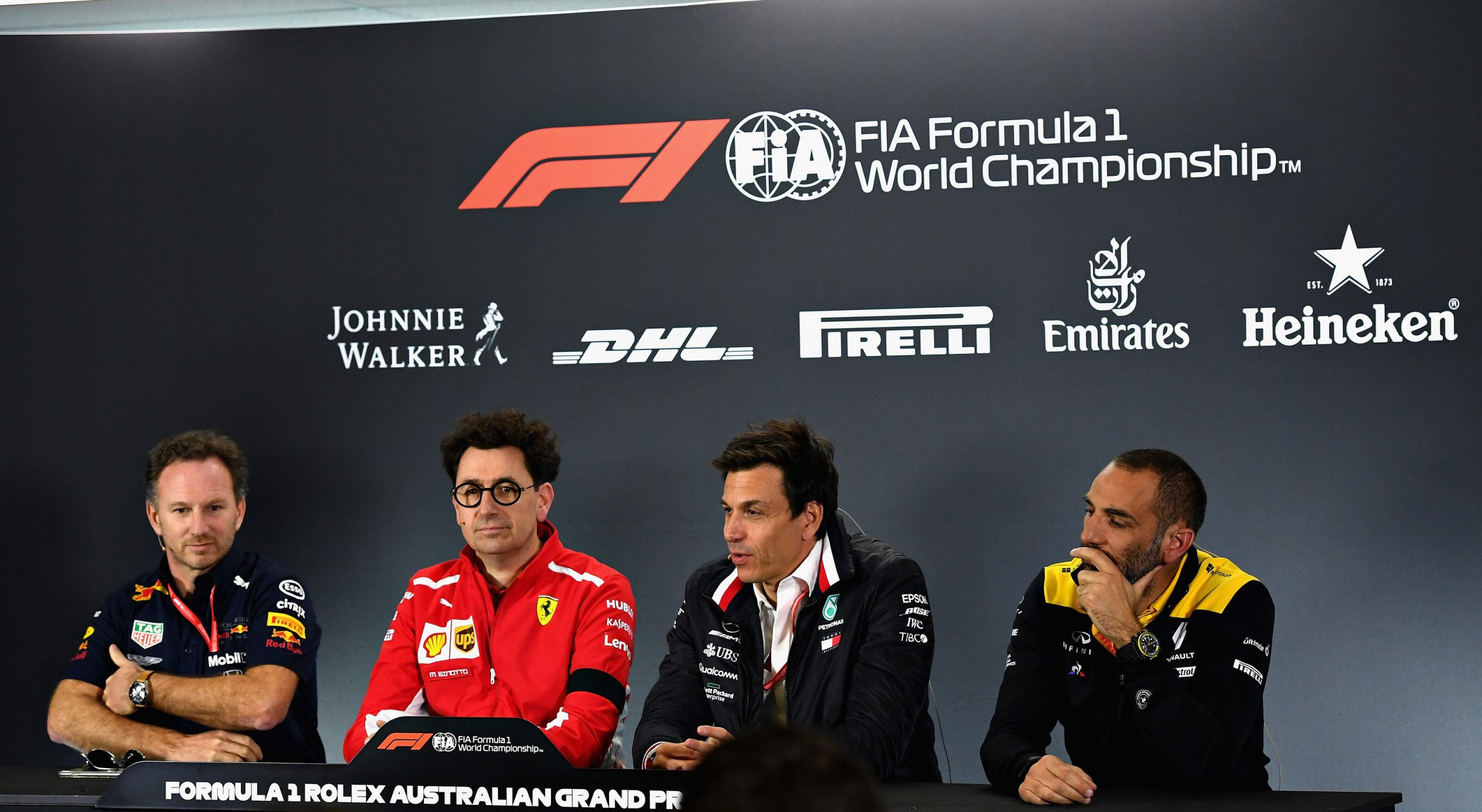 Призовой фонд «Формулы-1»: команды поделили миллиард