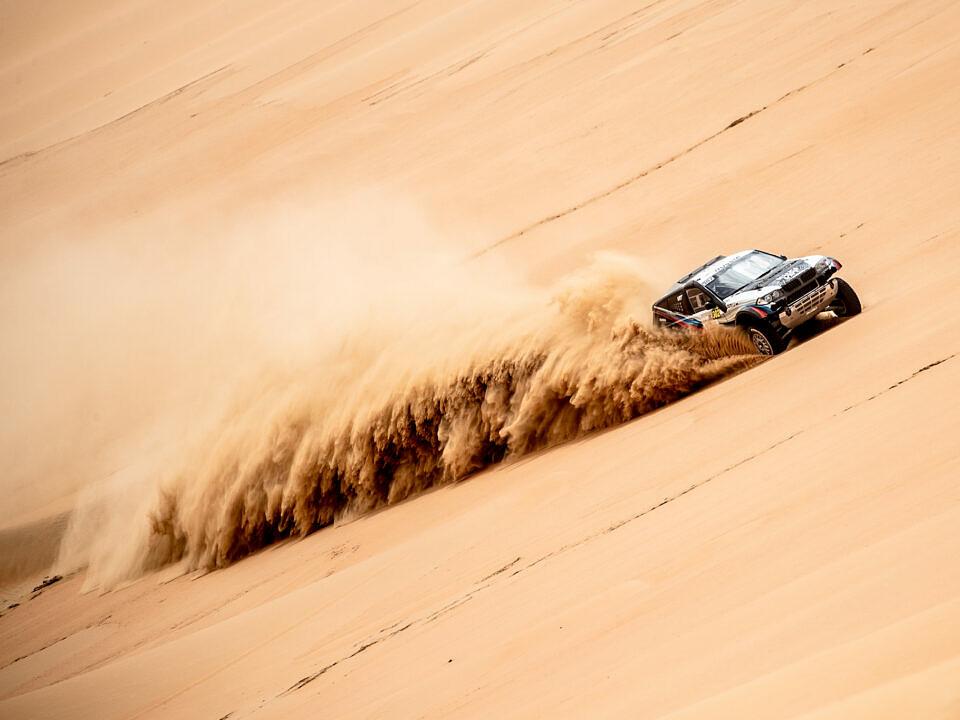 Второй этап Кубка мира по ралли-рейдам в Абу-Даби был отложен