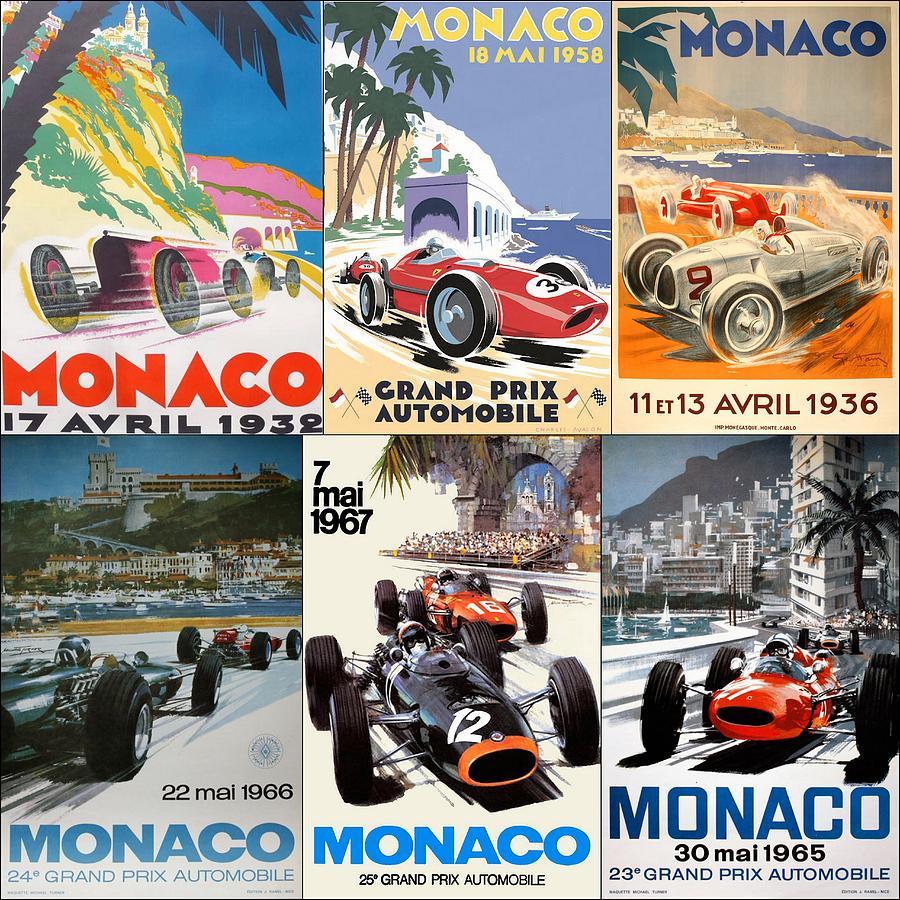 Отменённые Большие призы Монако