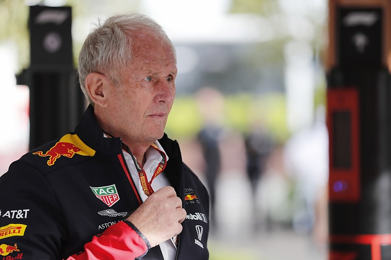 """Хельмут Марко предложил создать лагерь для гонщиков """"Ред Булла"""" и заразить их коронавирусом"""
