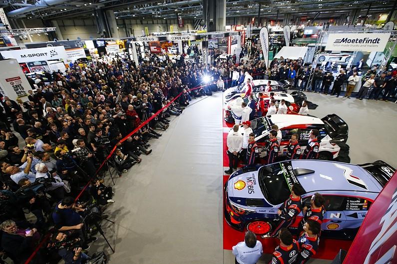 WRC нашли поставщика гибридов для нового регламента 2022 года