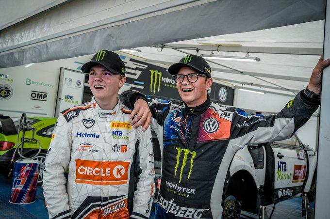 Сульберг ведёт переговоры с производителями для создания команды в WRC