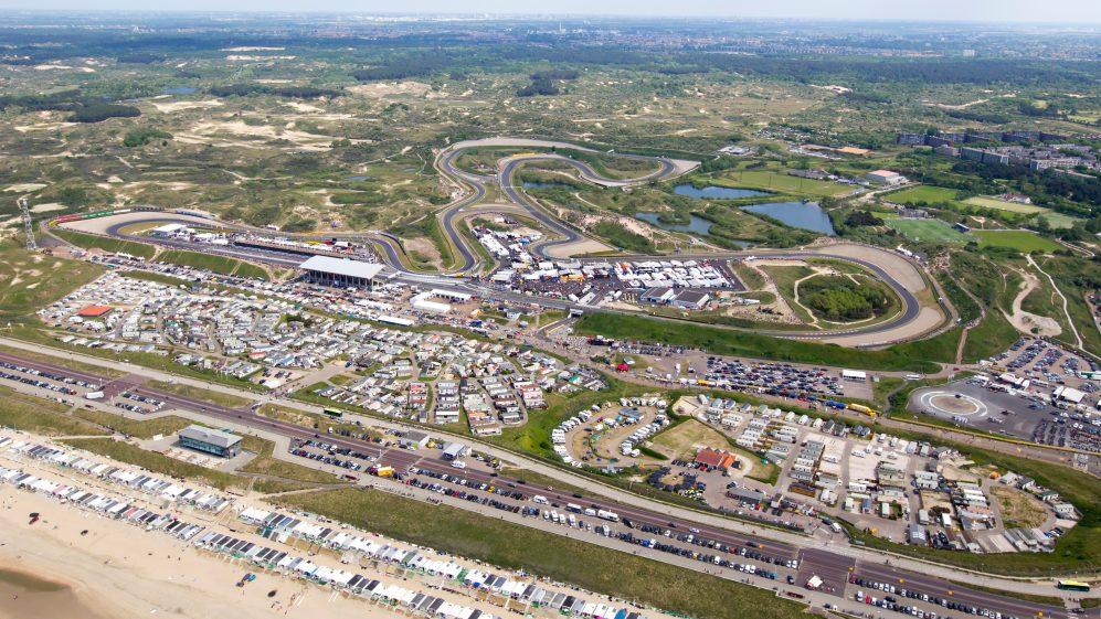 Гран-при Нидерландов не состоится раньше сентября