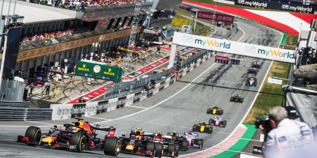 """Хельмут Марко: Шансы на проведение Гран-при Австрии в срок – 80%, но это будет """"гонка-призрак"""""""