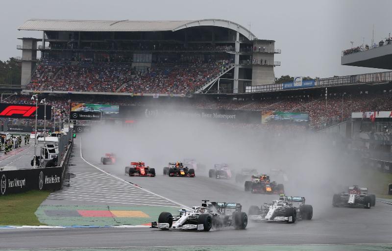 """Сезон """"Формулы-1"""" может стартовать с трёх сдвоенных этапов, рассматривается вариант с Хоккенхаймрингом"""