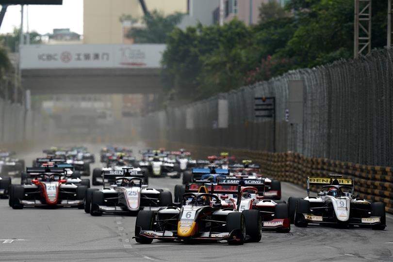 Гран-при Макао станет частью регулярного сезона Ф3 в сезоне-2020