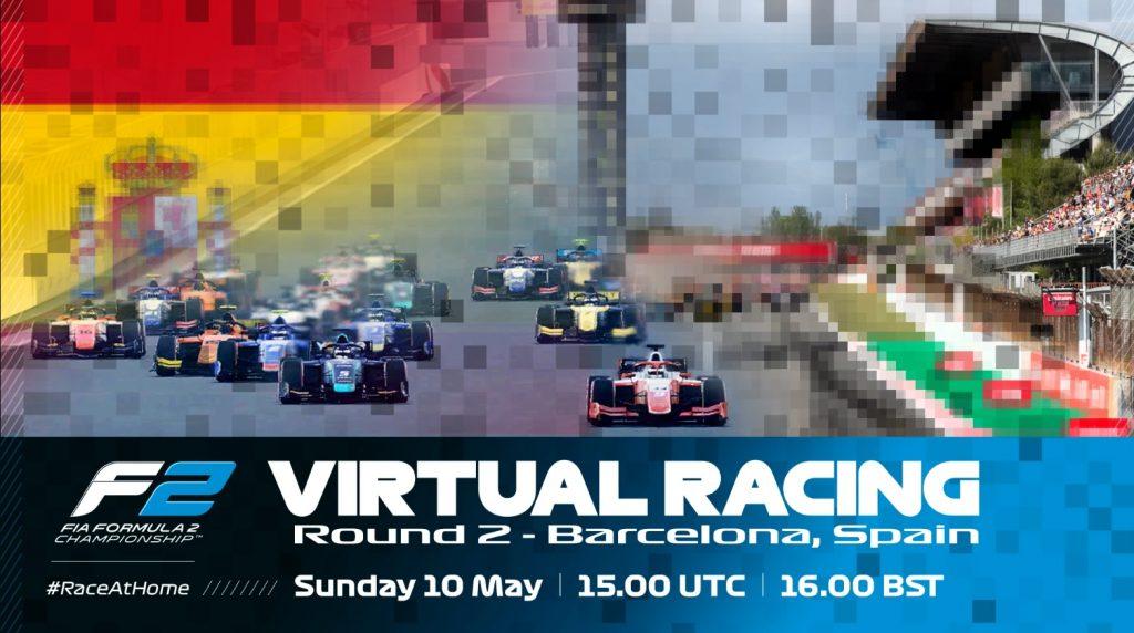Вальсекки и Маркелов выступят на втором этапе киберчемпионата для гонщиков Ф2 и Ф3