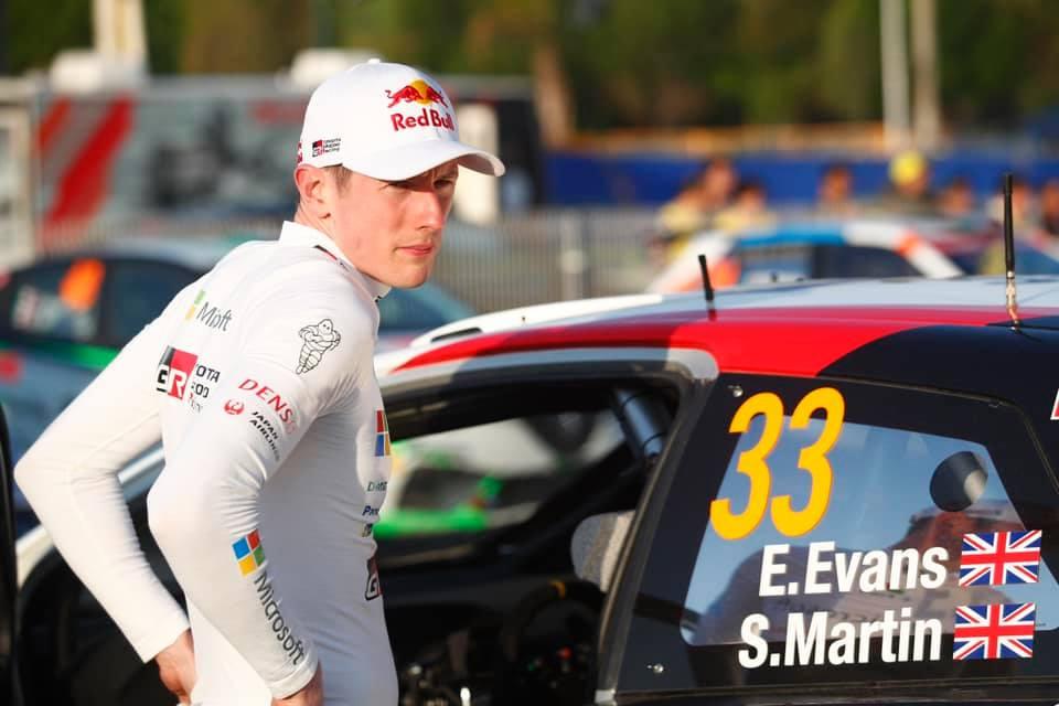 Ричард Милленер: Эванс в первых трёх ралли показал свою скорость