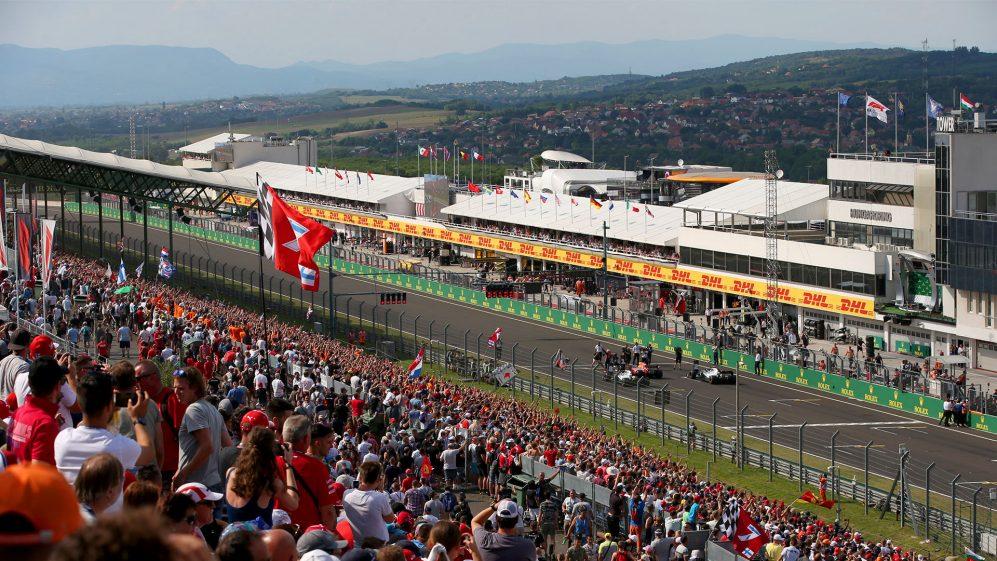 Гран-при Венгрии пройдёт без зрителей