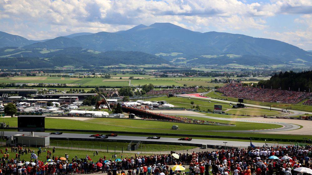 Спаренные гонки Ф1, Ф2 и Ф3 в Австрии и Великобритании пройдут в середине недели