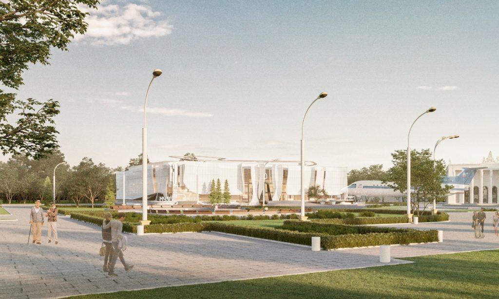 В Москве откроется Центральный дом автоспорта