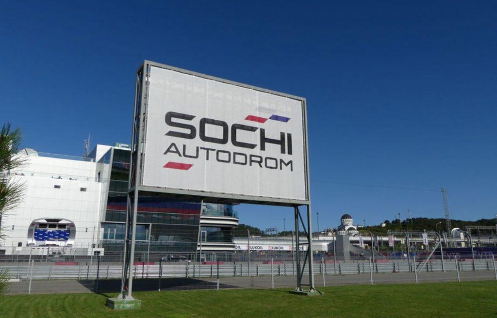 В Ф1 рассматривают возможность проведения сдвоенного этапа в Сочи