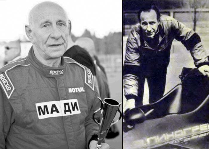 Умер легендарный советский гонщик Эдгард Линдгрен