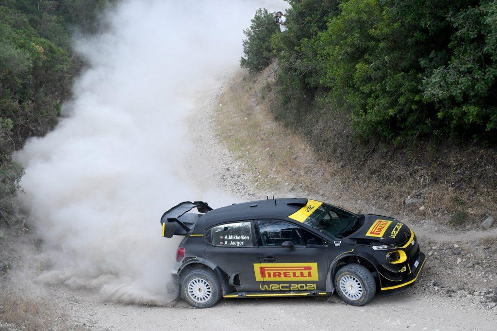 """В """"Пирелли"""" довольны результатами тестов новых шин для WRC"""