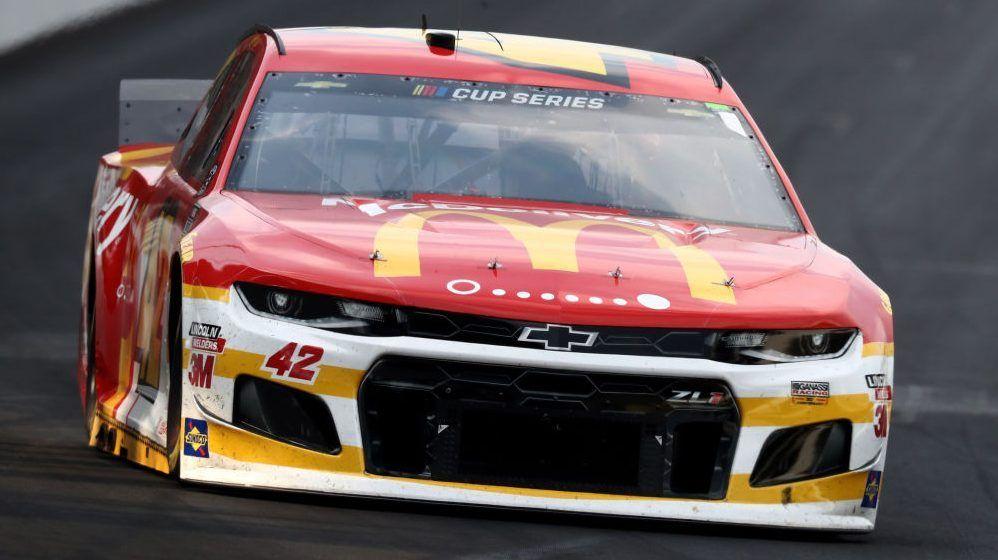 Мэтт Кенсет остался доволен вторым местом в Индианаполисе