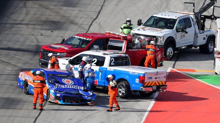Брэд Кезеловски предложил снимать отдельных гонщиков с чемпионата
