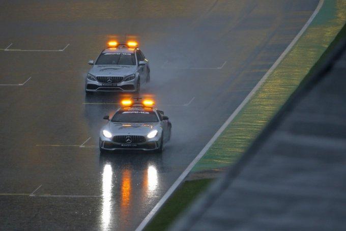Третья тренировка Гран-при Штирии отменена