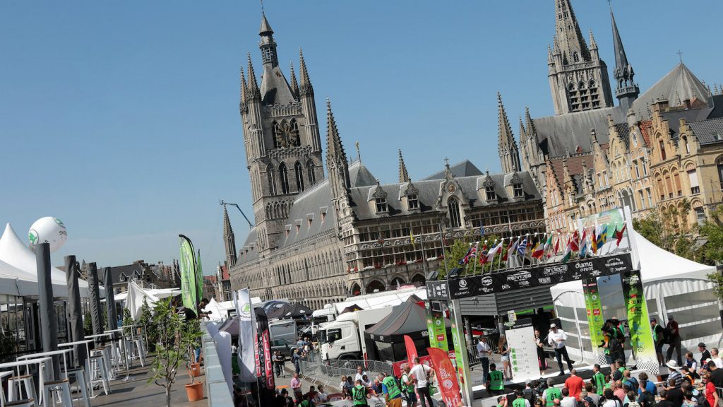 Бельгия заменит Японию в календаре WRC этого сезона