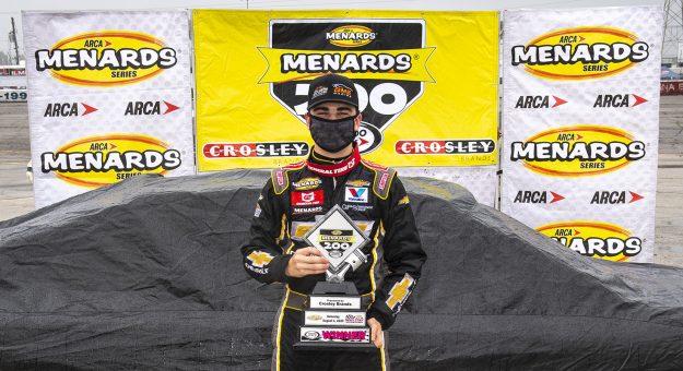 Вторая гонка в Толедо закончилась второй победой Сэма Майера