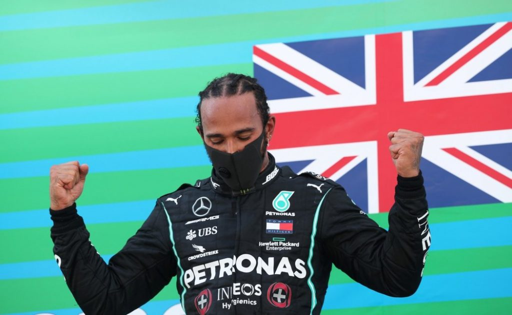 Хэмилтон стал победителем Гран-при Испании, Квят вне очковой зоны