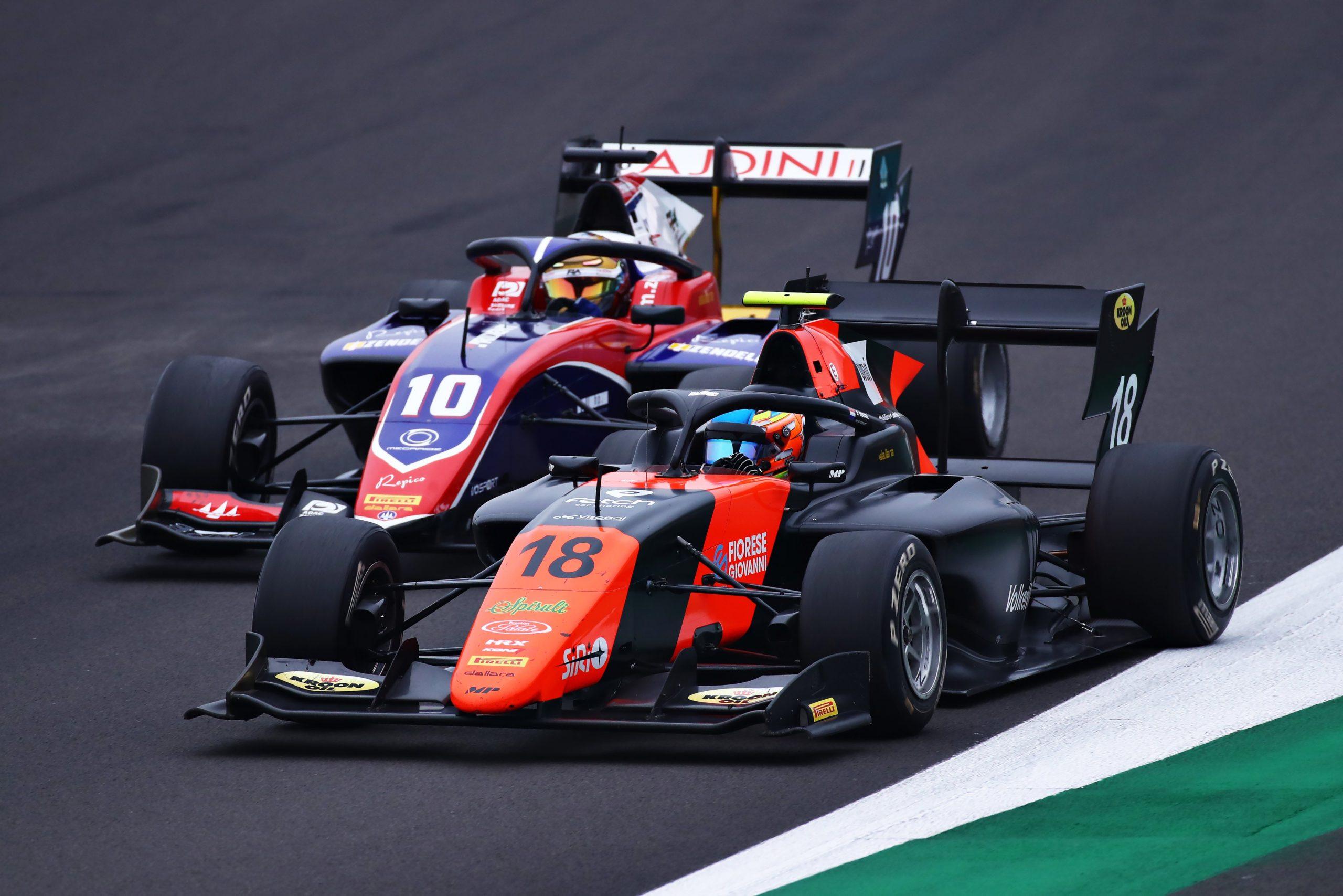 """Бент Фискал выиграл вторую гонку пятого этапа """"Формулы-3"""""""