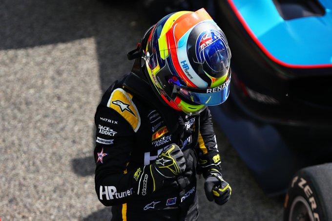 """Сиеста вместо гонок. Обзор шестого этапа """"Формулы-3"""""""