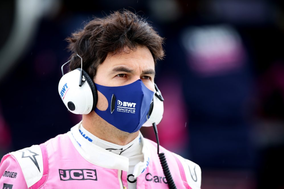 Перес выступит на Гран-при Испании