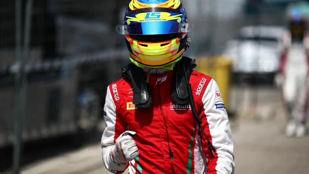 "Логан Сарджент выиграл квалификацию шестого этапа ""Формулы-3""!"