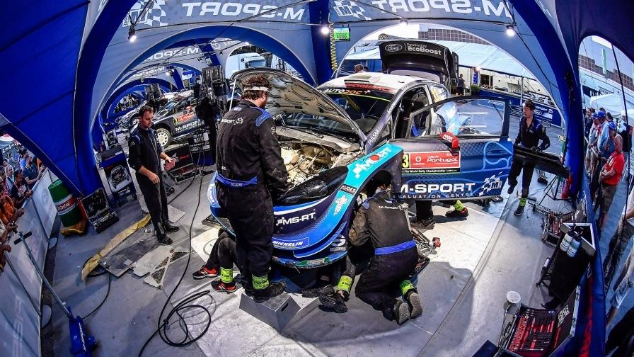 Спецификацию двигателя для нового регламента WRC заморозят на 5 лет
