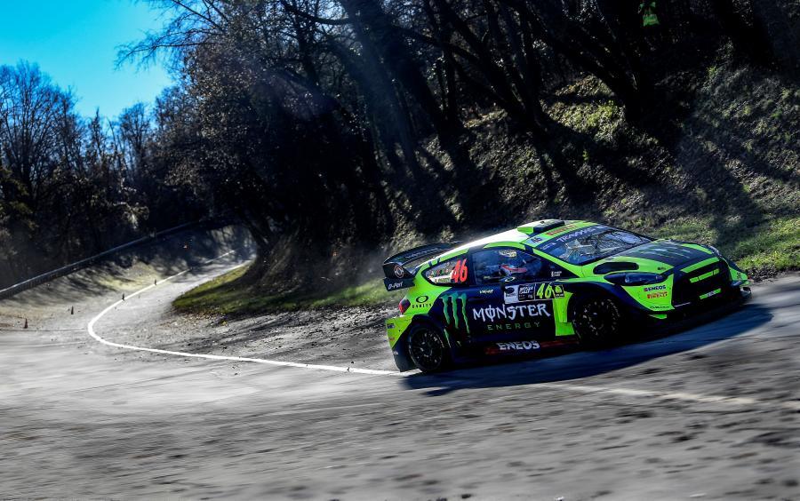 Слухи: Монца может принять финальный этап WRC этого сезона