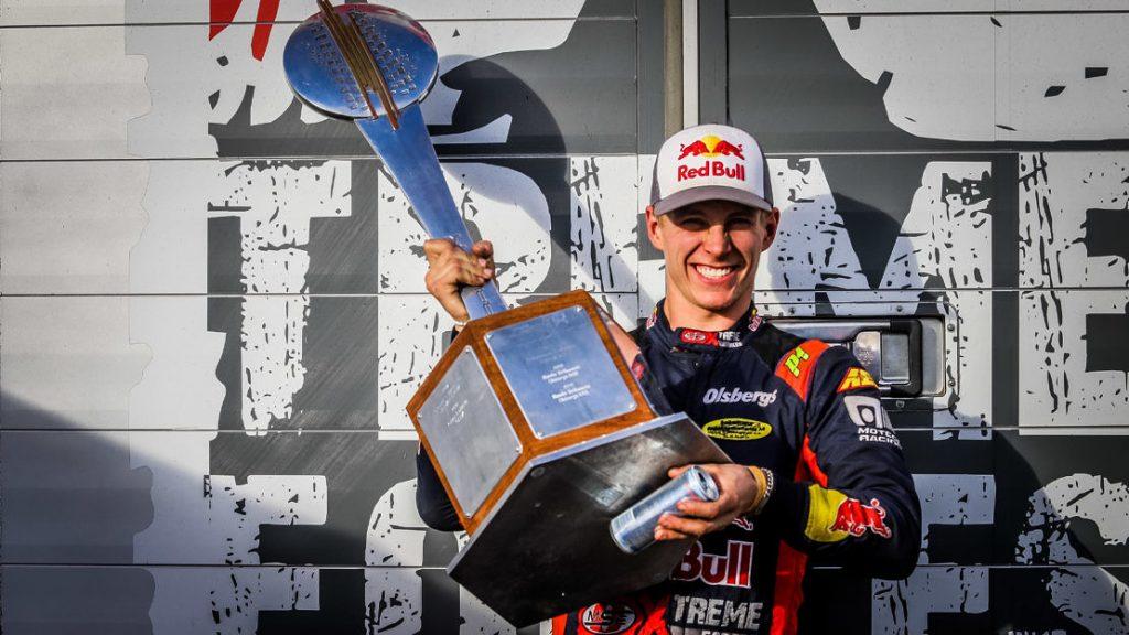 Оливер Эрикссон выиграл титул шведского чемпионата по ралли-кроссу
