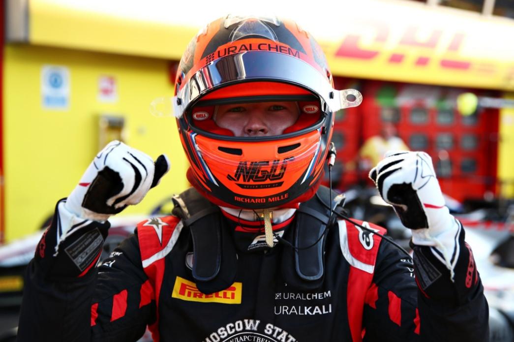 Мазепин выиграл первую гонку Ф2 в Муджелло, Шумахер вышел в лидеры чемпионата