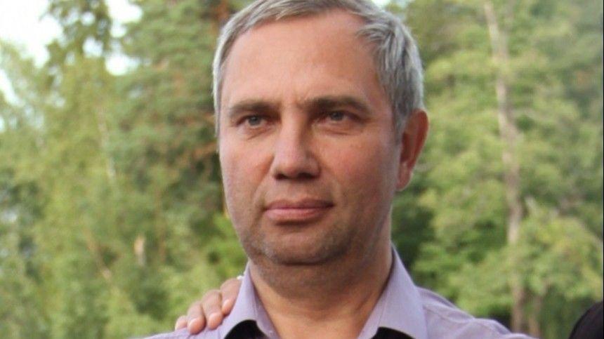 Убит отец Виталия Петрова