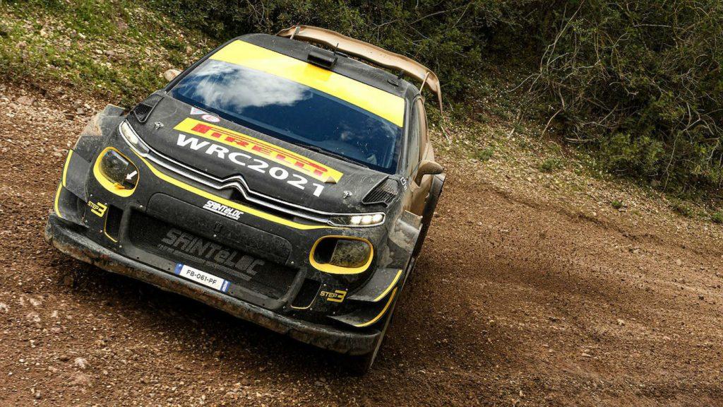 """Компания """"Пирелли"""" завершила программу новых шин для WRC"""