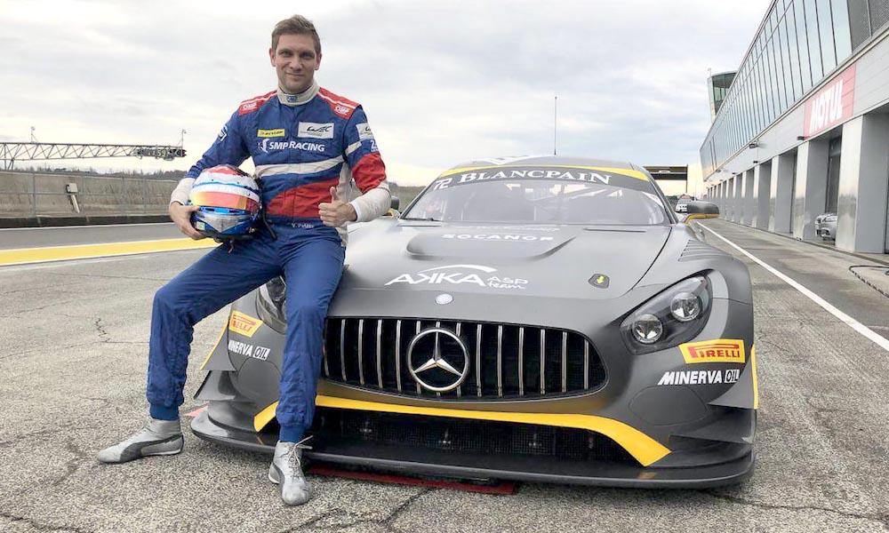 ОФИЦИАЛЬНО: Виталий Петров будет одним из судей на Гран-при Португалии!
