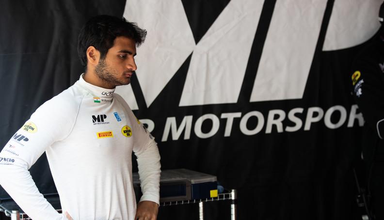 Рагхунатан по-прежнему рассчитывает провести полный сезон в Ф2 в 2021 году