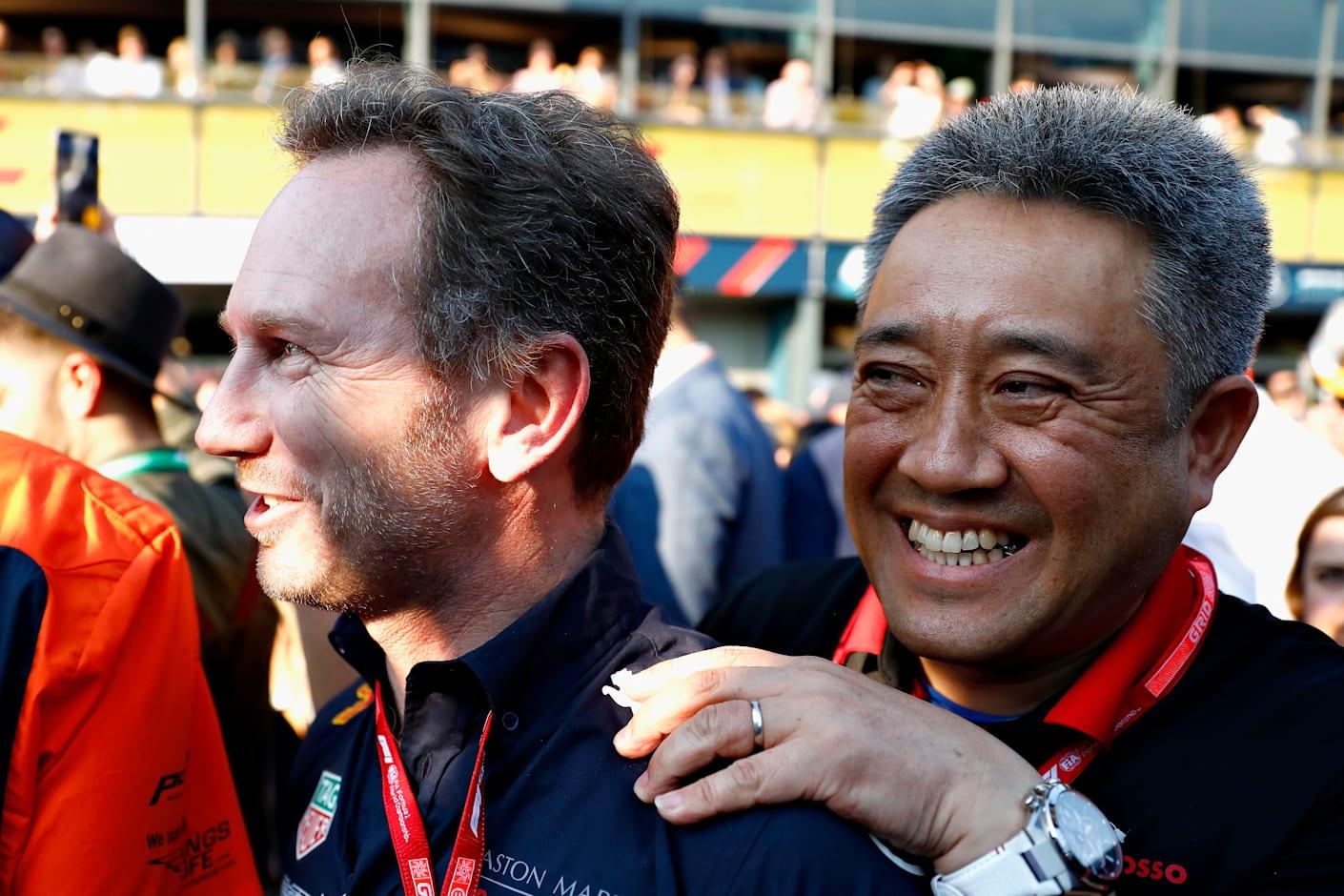 """""""Хонда"""" уйдёт из Ф1 после сезона 2021 года"""
