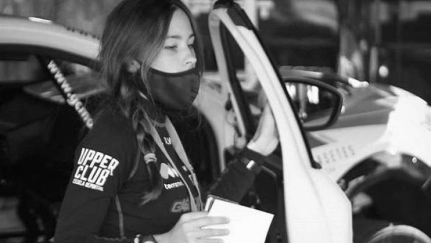 Лаура Сальво погибла на этапе Чемпионата Португалии по ралли
