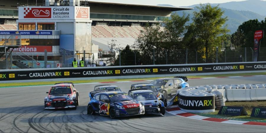 Кристофферсон закрепился в лидерах WRX. Итоги этапа чемпионата в Испании