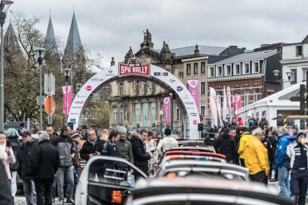 Финальный этап Чемпионата Европы по ралли в Спа отменён