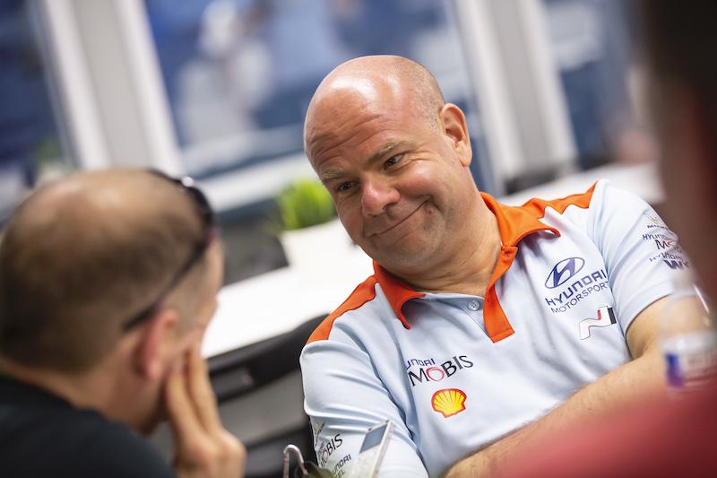 """В """"Хёндэ"""" хотят чтобы переход на гибриды в WRC был отложен"""